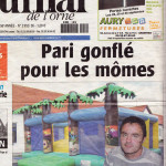 Septembre 2013 : Journal de l'Orne